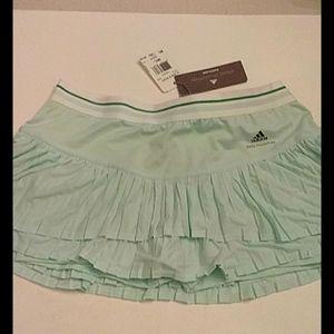 Adidas Stella McCartney Tennis skirt M/L 40L aqua